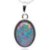 Triplet Opal Pendant