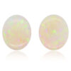 Crystal Opal Pair