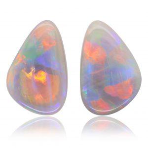 Crystal Opal Pair
