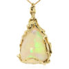 Crystal Opal Pendant