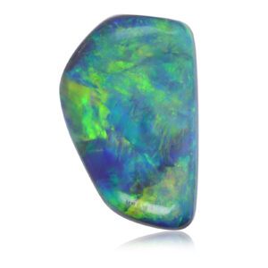 Solid Black Opal