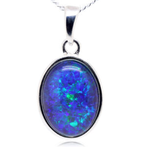 Triplet Opal Pendant
