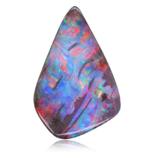 Unset Boulder Opal